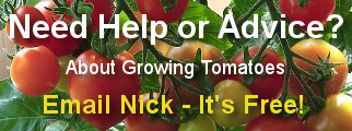 Email Nick at Tomato Growing