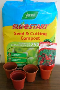Potting Compost for Tomatoes