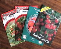 Tomato Seed Packets