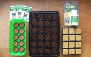 Media for sowing tomato seeds